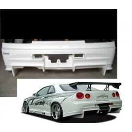 VS Style Heckstossstange Skyline R34 GTR