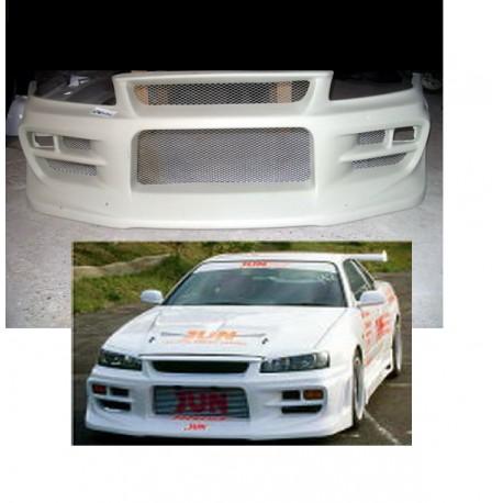 JUN Style Frontstange Skyline R34 GTR