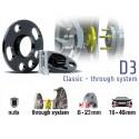 POWERTECH Distanzscheiben D3 20mm Subaru Impreza WRX 93-14