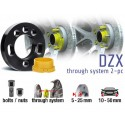 POWERTECH Distanzscheiben DZX 40mm Subaru Impreza WRX 93-14