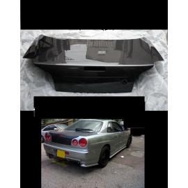 Carbon Heckdeckel Skyline R34 GTR