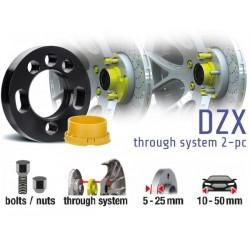 POWERTECH Distanzscheiben DZX 25mm Subaru Impreza WRX STI 03-05
