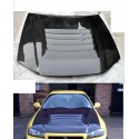 Carbon Motorhaube Nismo Style Nissan GTR R34