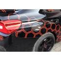 Carbon Blende für Tankdeckel Subaru Impreza 2014-