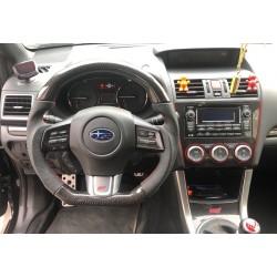 Carbon Lenkrad Levorg und Subaru STI 14-