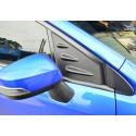 Blende Fenster Aussenspiegel Subaru Impreza WRX STI 2014-