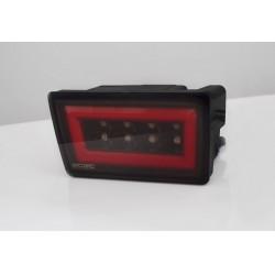 LED Nebellampe mit Bremslicht schwarz-rot Subaru Impreza 2011-2018+XV