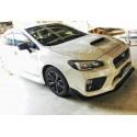 PU Frontspoilerlippe S208-Style Subaru Impreza WRX STI 2014-
