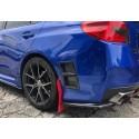 Lufteinlass Stange hinten Subaru Impreza WRX STI 2014-