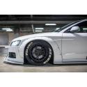 Liberty Walk Style Breitbau Kotflügel GFK VA Audi A5 8T
