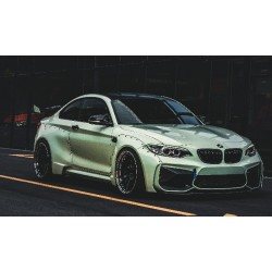 Breitbau Body Kit GFK BMW M2 F87