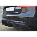 Heckdiffusor DTM Style ABS Audi A4 B8 Avant