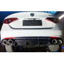 Carbon Heckdiffusor LE Style Alfa Romeo Giulia 952