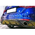 Carbon Heckdiffusor S-Style Alfa Romeo Giulia 952