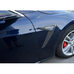 Carbon Spiegelabdeckungen Tesla Model S