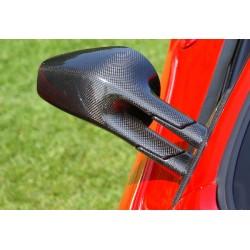 Carbon Spiegel Scuderia Style Ferrari F430