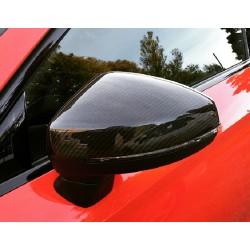 Carbon Spiegelabdeckungen Audi TT 8J 06-14