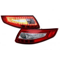 LED Rückleuchten Rot Porsche 997