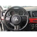 Carbon Lenkrad Abdeckung Mitsubishi EVO 10