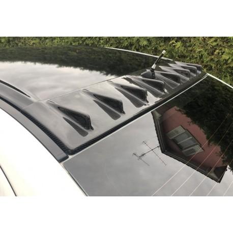 Carbon Dach Fin Vortex Mitsubishi EVO 10
