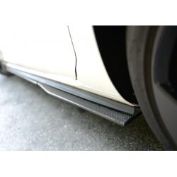 REVOZPORT Style Seitenschweller Carbon VW Golf 7