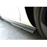 REVOZPORT Style Seitenschweller-Ansätze Carbon VW Golf 7
