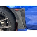 Carbon Abdeckung Kotflügel unten Subaru Impreza WRX STI 2014-