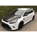 Carbon Motorhaube RS Style Ford Focus MK2 2008