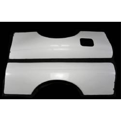 Widebody +30mm Kotflügelverbreiterungen HA Nissan Skyline R32 GTS