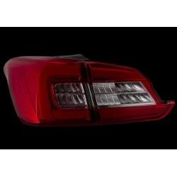LED Rückleuchten Schwarz Smoke Subaru Levorg