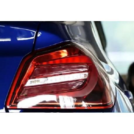 LED Rückleuchten Rot Q Style Subaru WRX STI 2014+