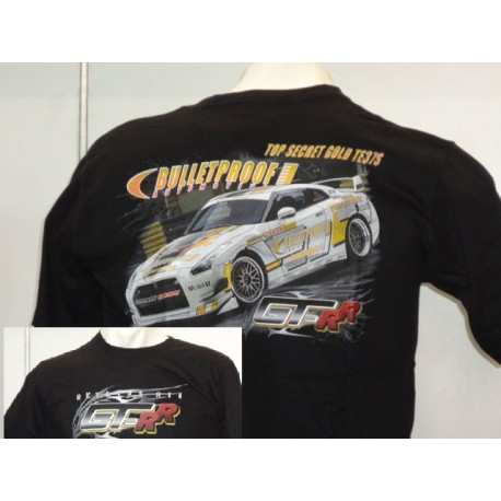 T-Shirt Nissan GTR 35