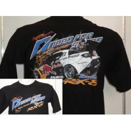 T-Shirt Mazda RX8