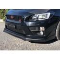 PU Frontspoilerlippe CS-Style Subaru Impreza WRX STI 2014-2017