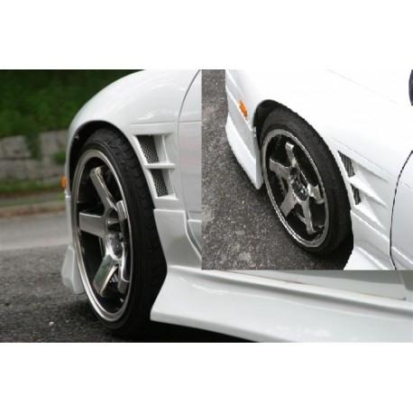 Kotflügel M3 Style Nissan 200 SX S13