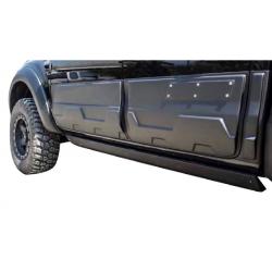 Seitenverkleidungen ABS Ford Ranger T6 + T7 2012-2019