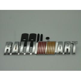 RALLI ART Emblem Kühlergrill