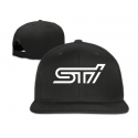 STI Baseballcap Weiss