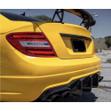 Carbon Heckdiffusor DTM 2 Style Mercedes Benz C63 AMG W204 12-14