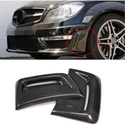Carbon Lufteinlässe L/R VA Mercedes Benz C63 W204