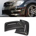 Carbon Lufteinlässe L/R VA Mercedes Benz C63 W204 12-14