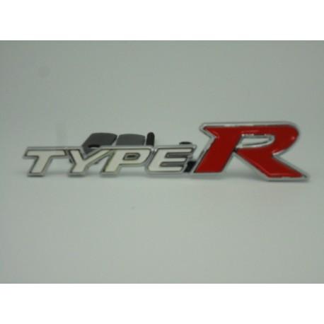 Type R Emblem Kühlergrill