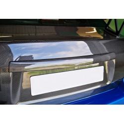 Carbon Nummerbeleuchtung Subaru Impreza STI 2011-