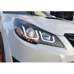 Scheinwerfer schwarz Subaru Legacy und Outback 2010-2014