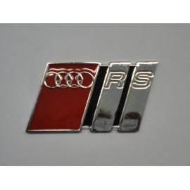 Audi RS Emblem