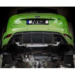 NAP Klappenauspuff Ford Focus RS 09-11