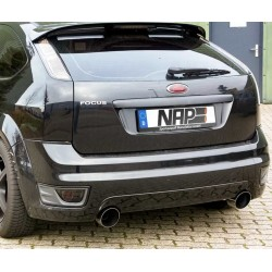 NAP Klappenauspuff Ford Focus RS 09-11