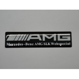 AMG SLK Emblem
