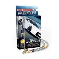 Stahlflex Bremsleitungen Porsche 996/911 GT3/Boxster+