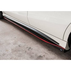 Seitenschweller R Style Carbon Mercedes Benz A-Klasse W176